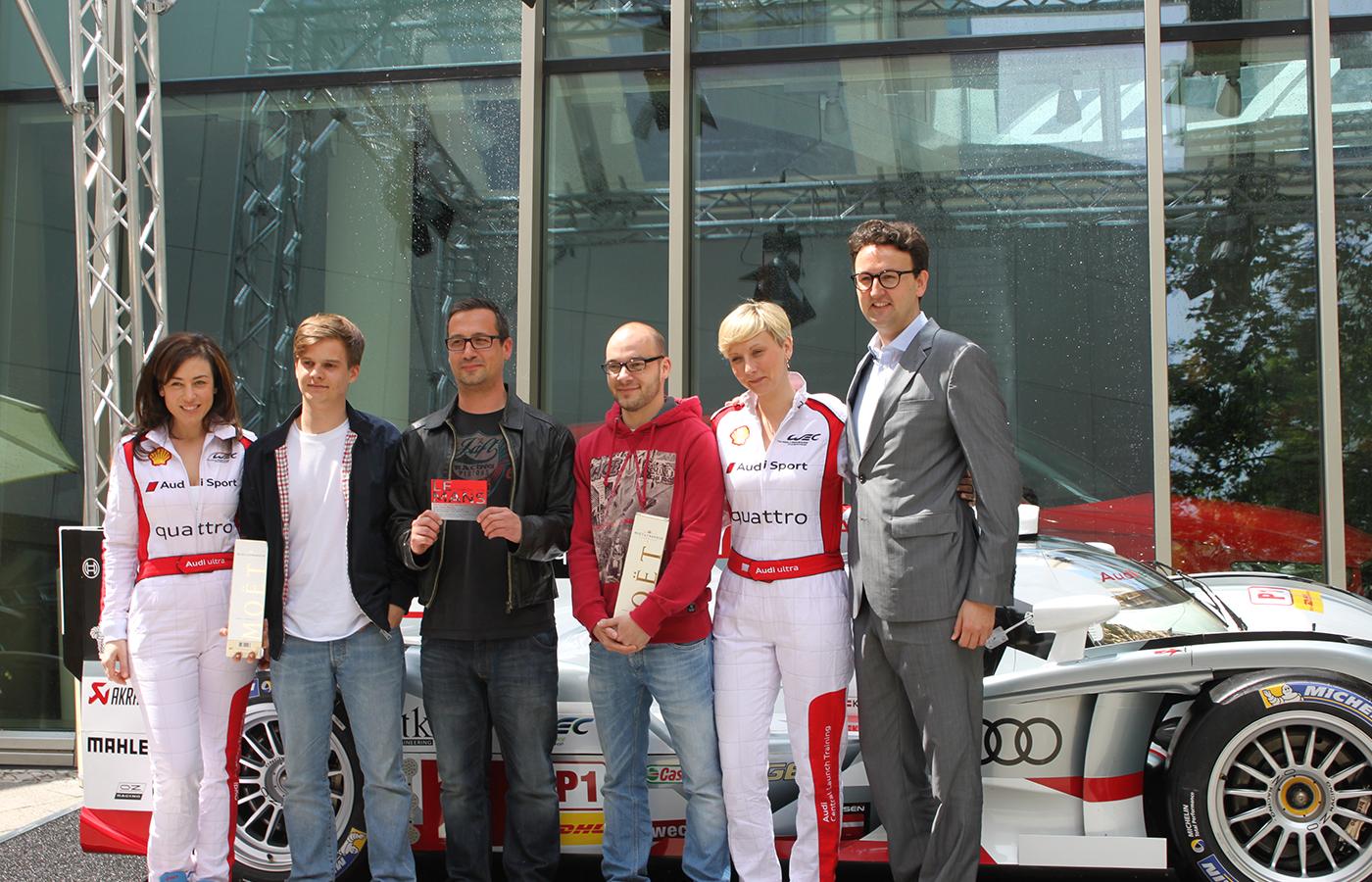 "Audi – Audi & Xbox ""FORZA 5"" 2014"
