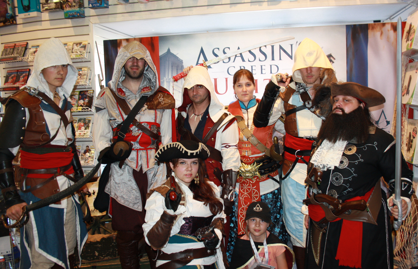 Ubisoft – Assassins Creed Unity – Gamestop