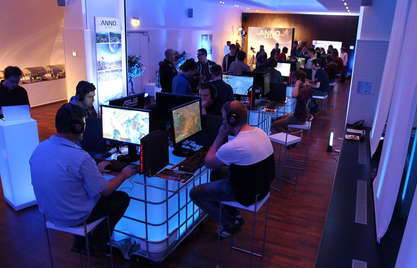 Ubisoft – Anno 2205 Fan-Event