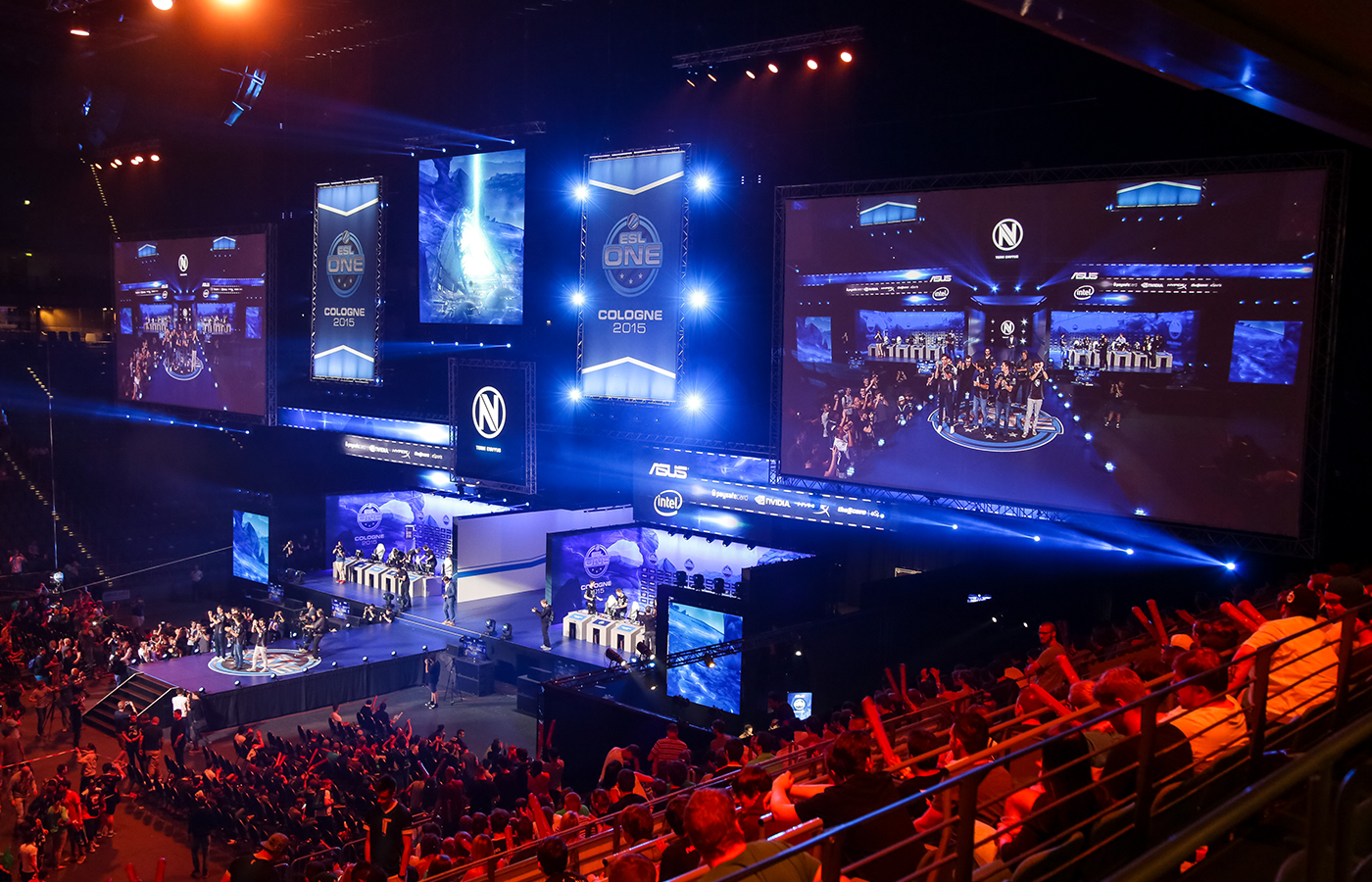 ASUS – ESL One Cologne