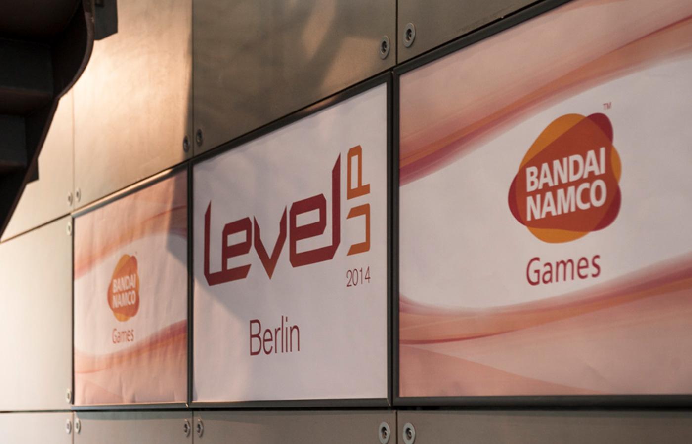 Bandai Namco – Levelup