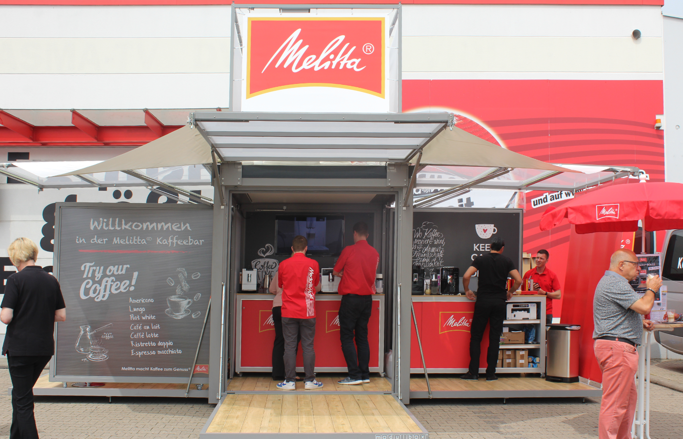 Melitta – Handelspartner Roadshow
