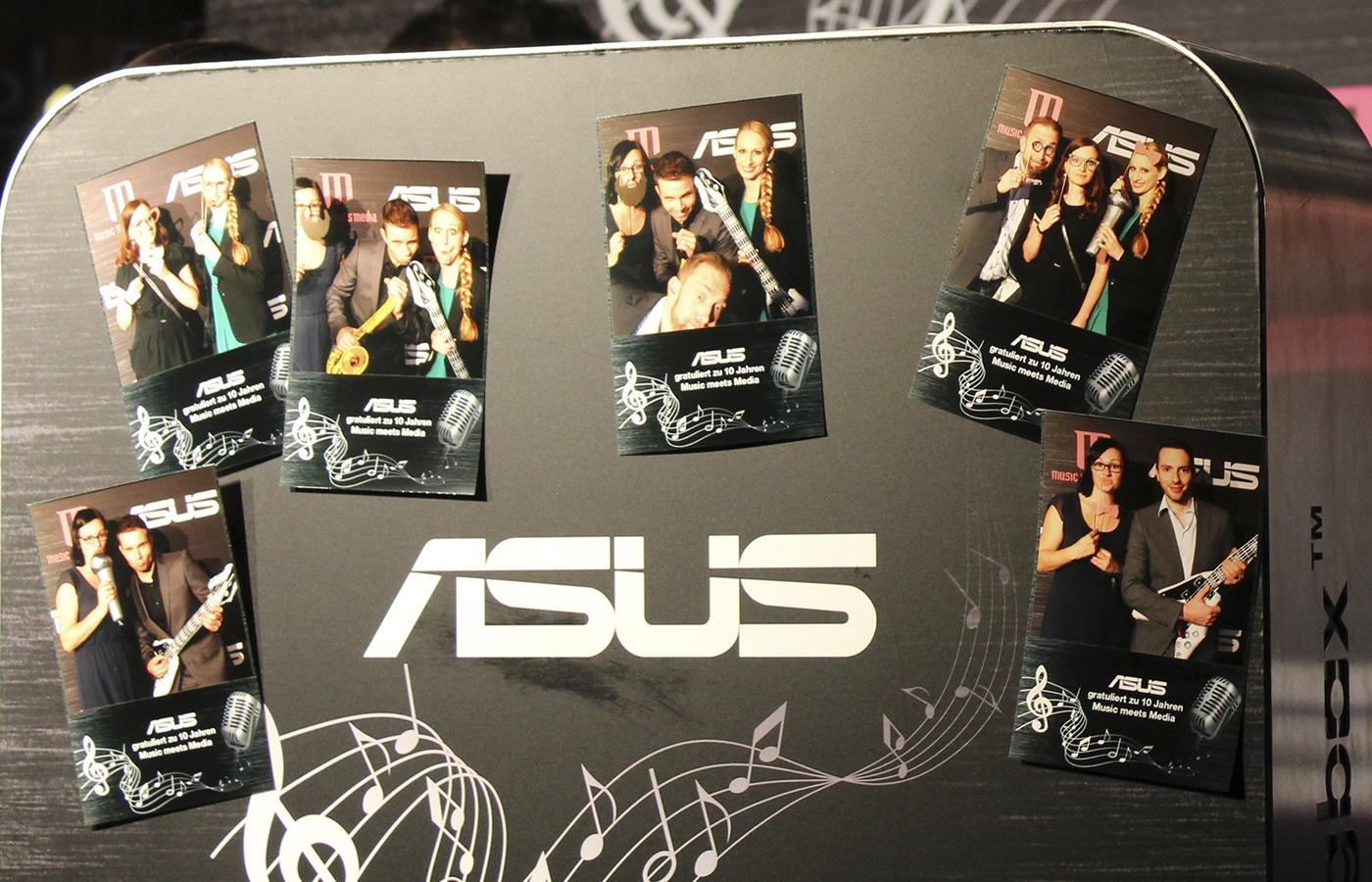 ASUS – Music meets Media