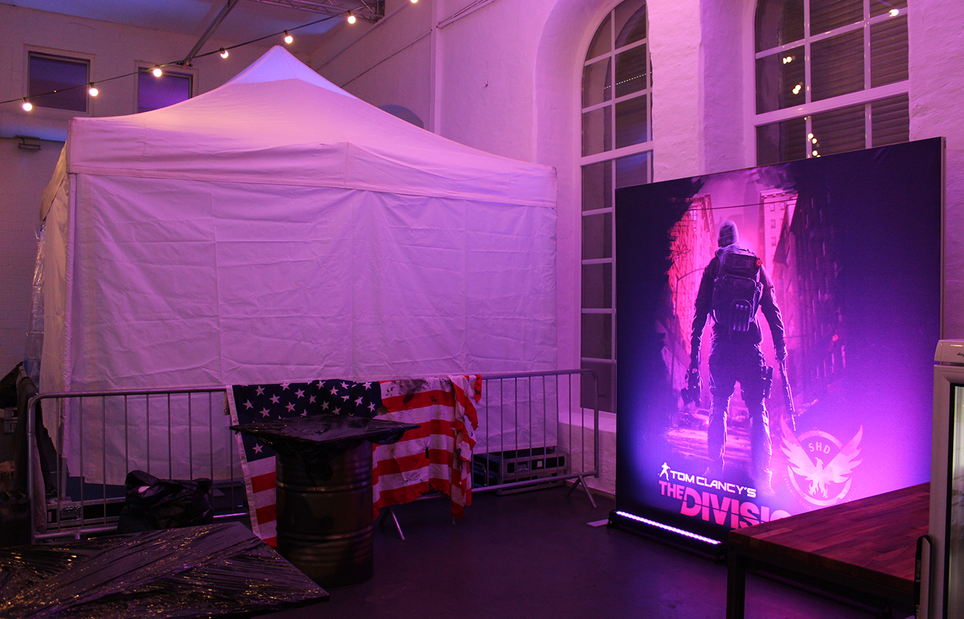 Ubisoft – The Division Release Event