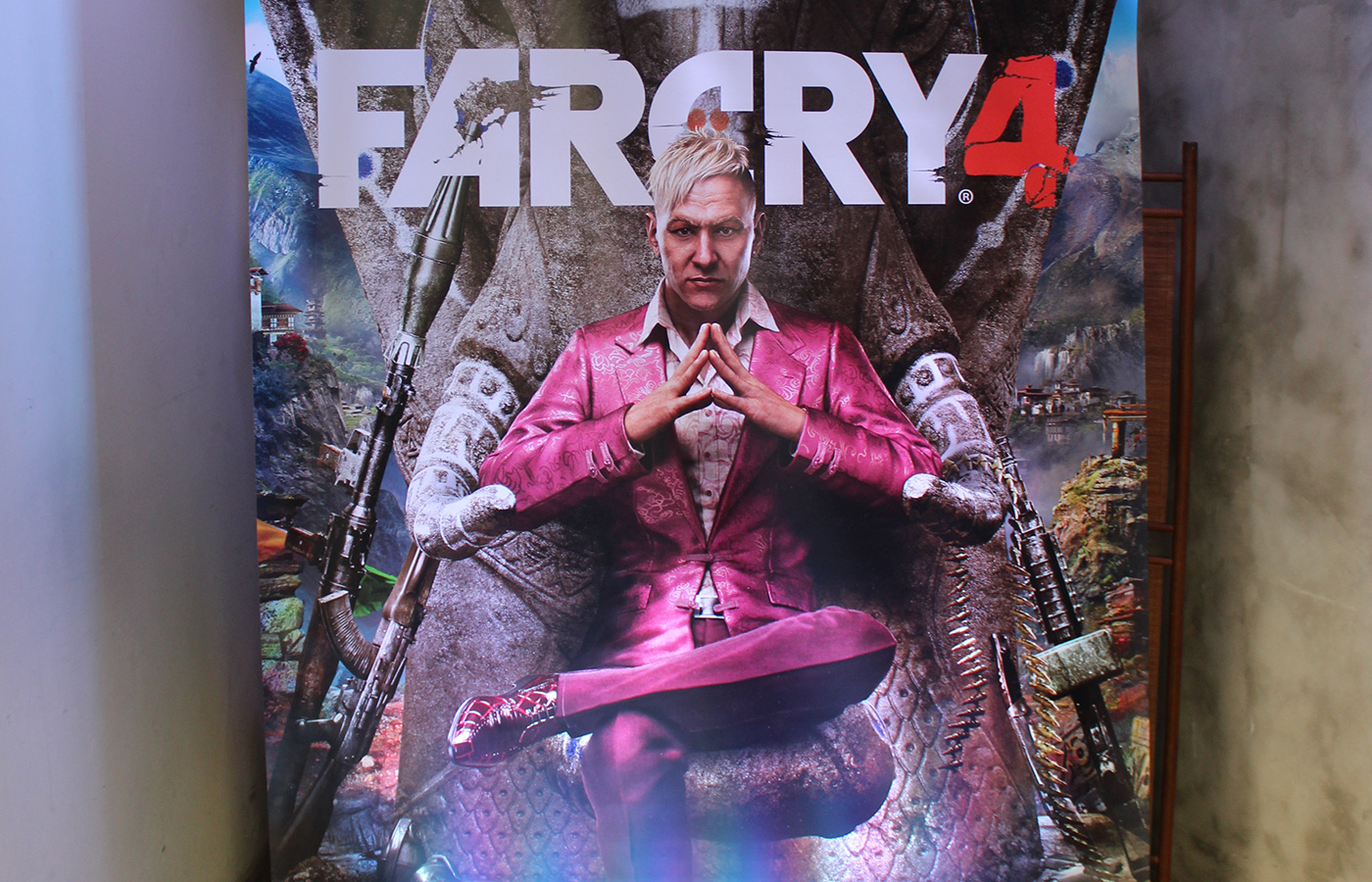 Ubisoft – Far Cry 4 PR Event