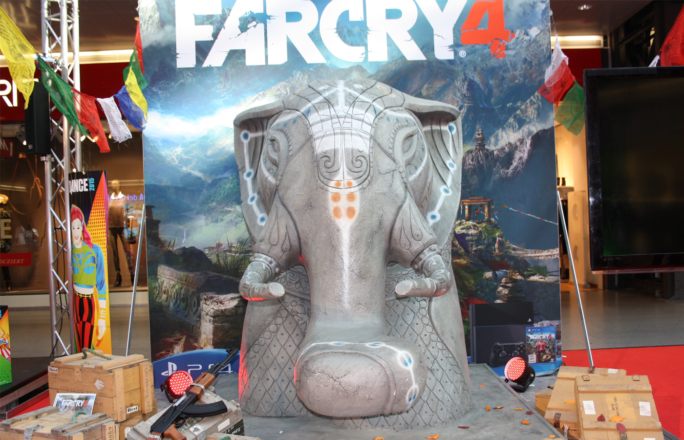 Ubisoft – Far Cry 4 Thron Tour