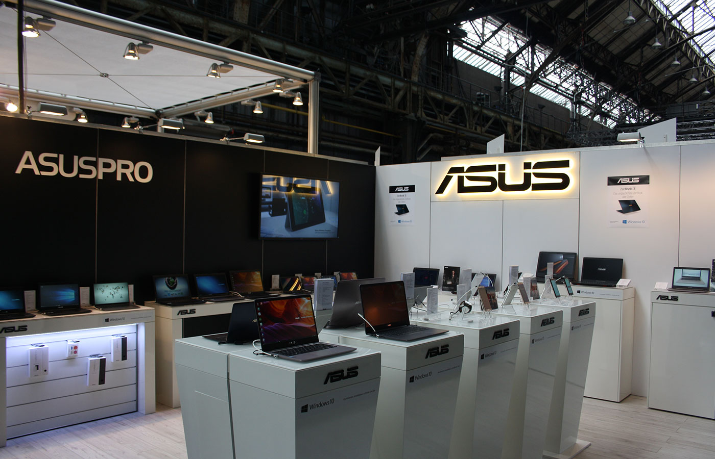 ASUS – 2017 In-House Expos