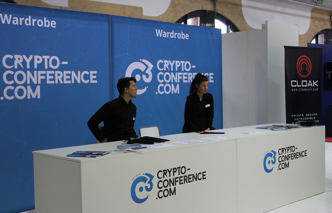 C3 Crypto – Conference