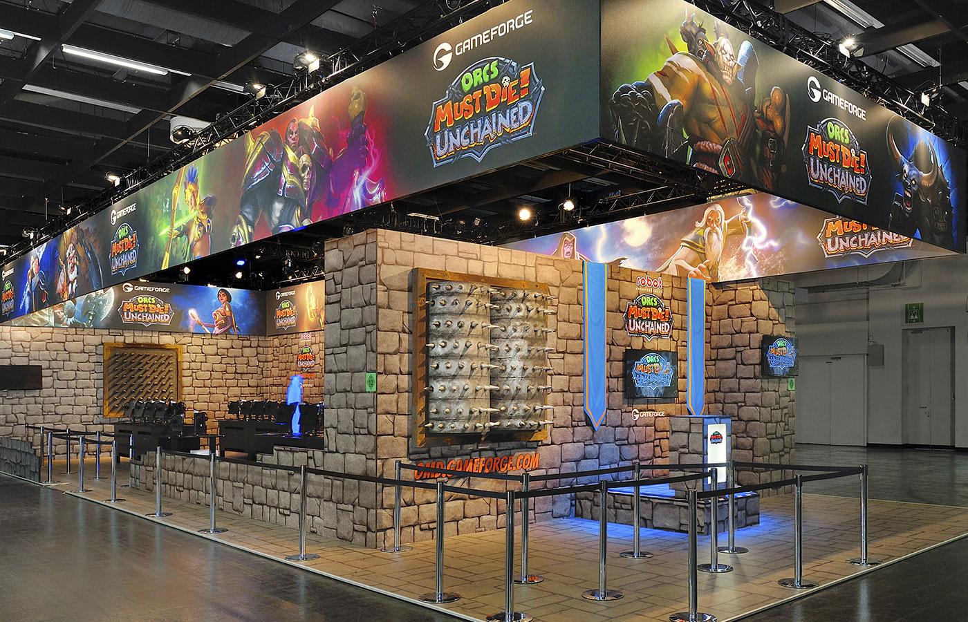 Gameforge – Gamescom