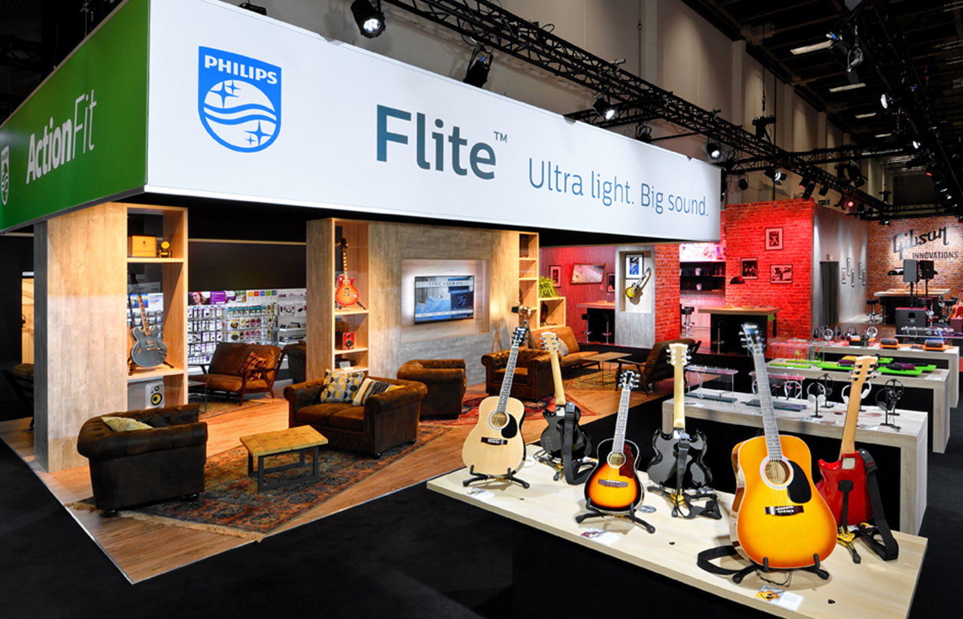 Gibson Innovation – IFA 2017