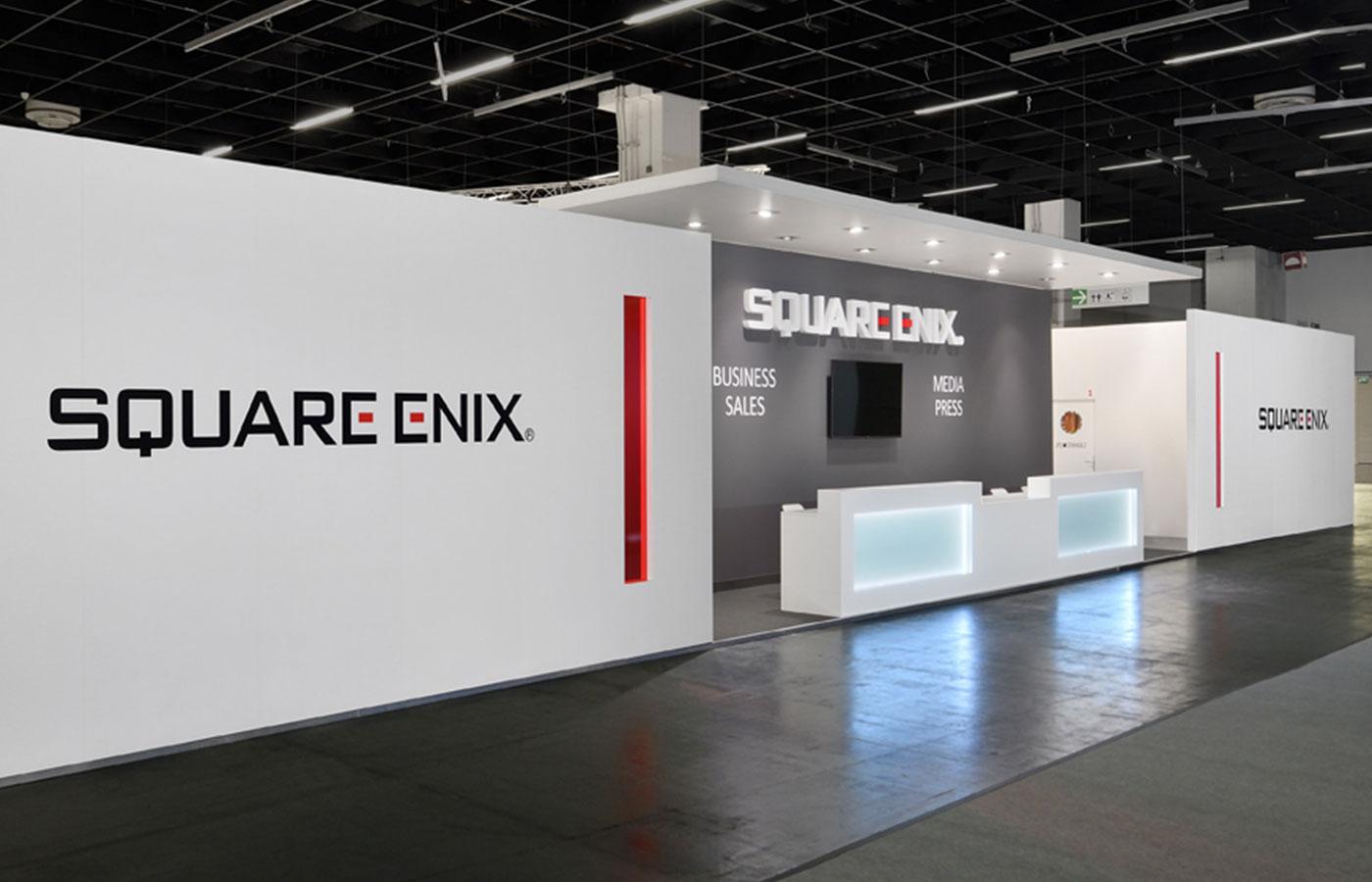 Square Enix – Gamescom B2B