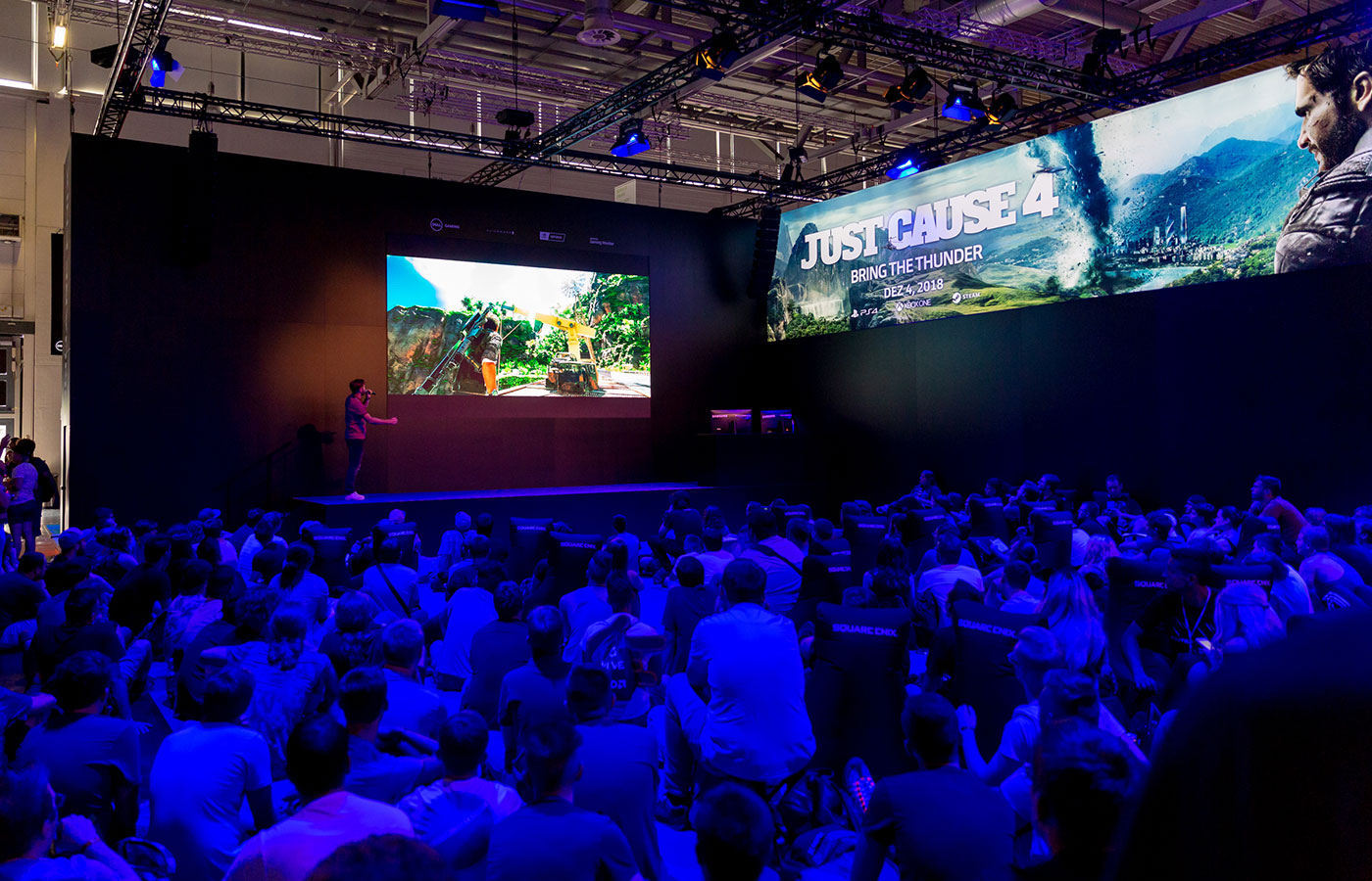 Square Enix – Gamescom B2C