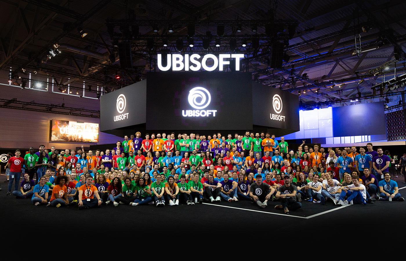 Ubisoft – Gamescom 2018