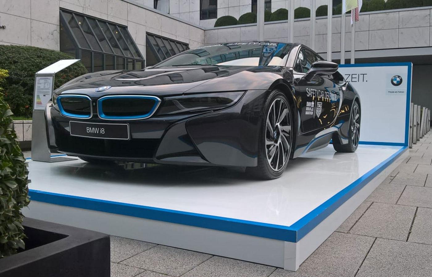 BMW AG – Laufsportsaison