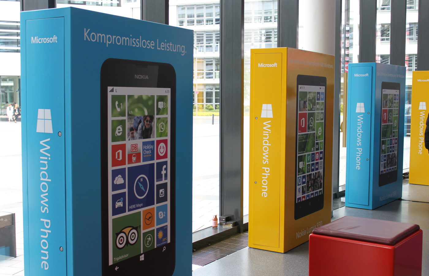 Microsoft – Vodafone Excitement Day
