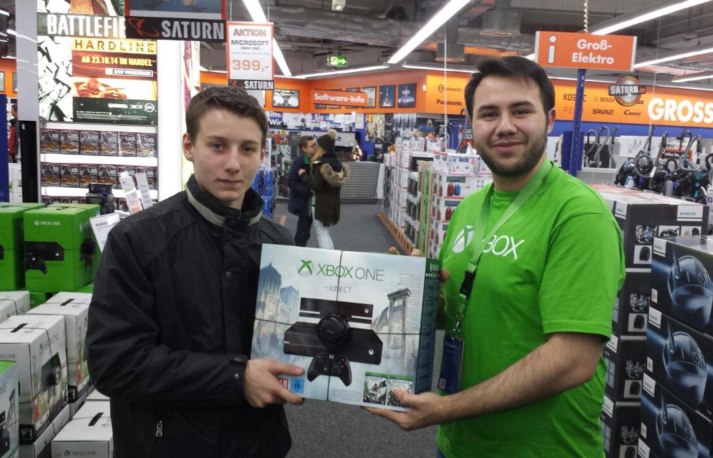Microsoft – Xbox Xmas Promotion Tour