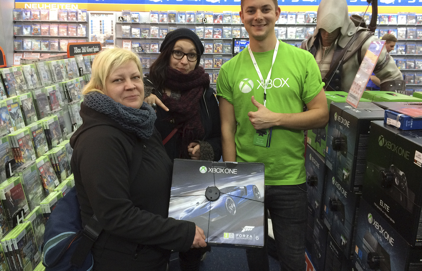 Microsoft – Xbox XMAS Promotion 2015
