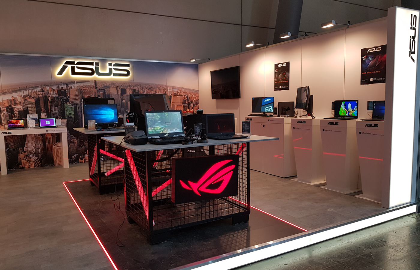 ASUS – Expert 2018 Convention