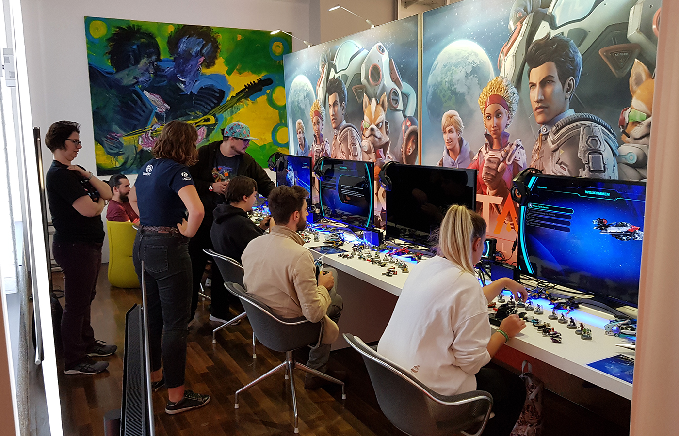 Ubisoft – Starlink PR-Event