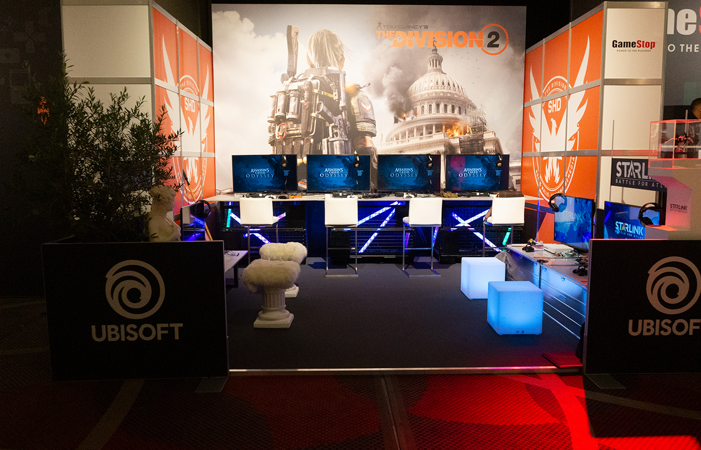 Ubisoft – GameStop Managers Conference