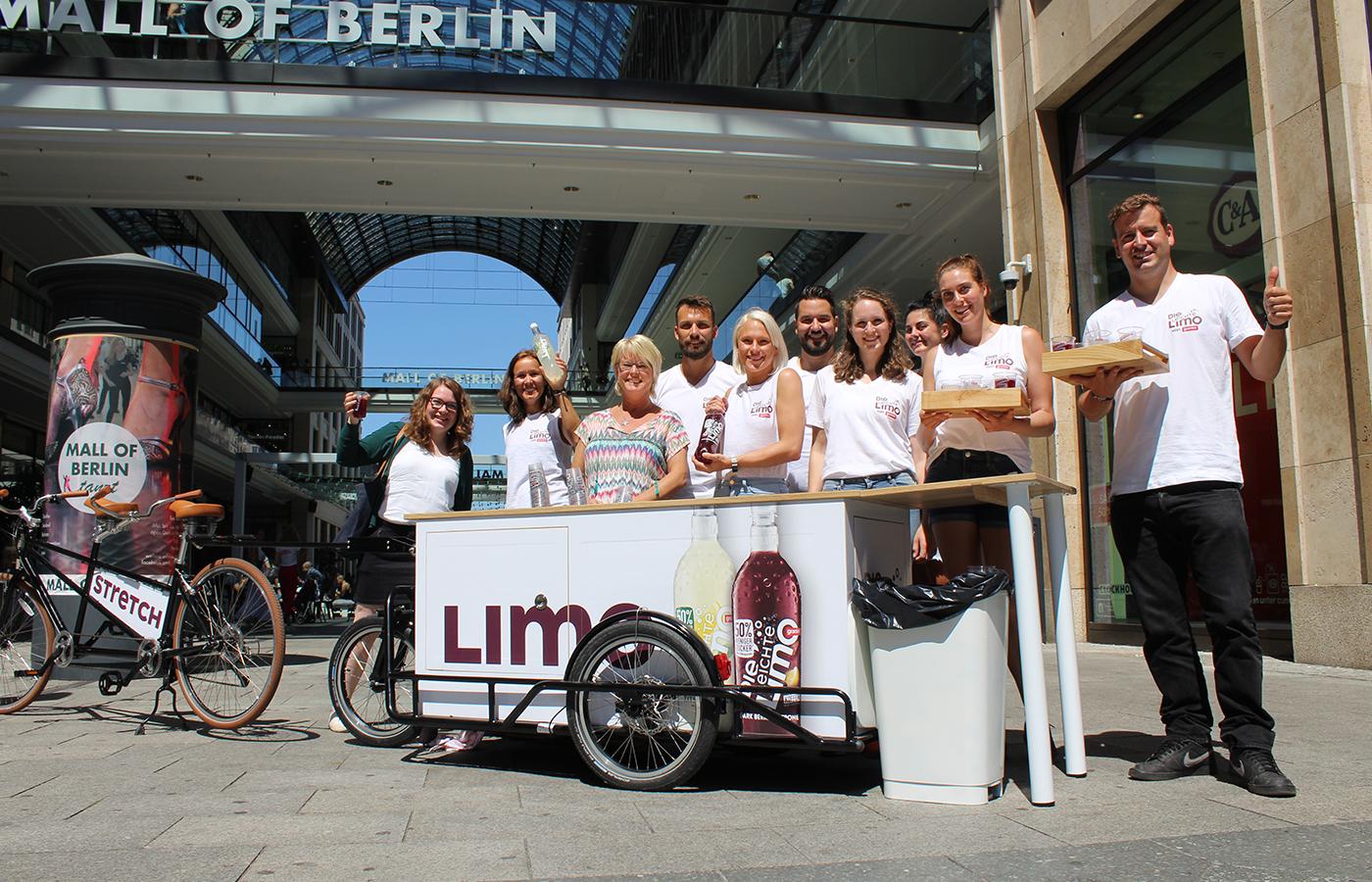 """Eckes-Granini – """"Die leichte Limo"""" 2018 Taste Testing Roadshow"""
