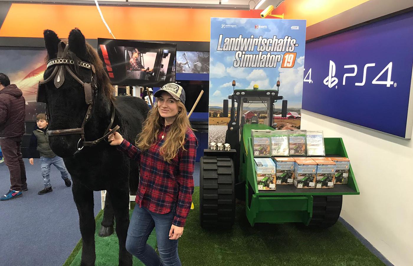 Astragon – Landwirtschaftssimulator POS