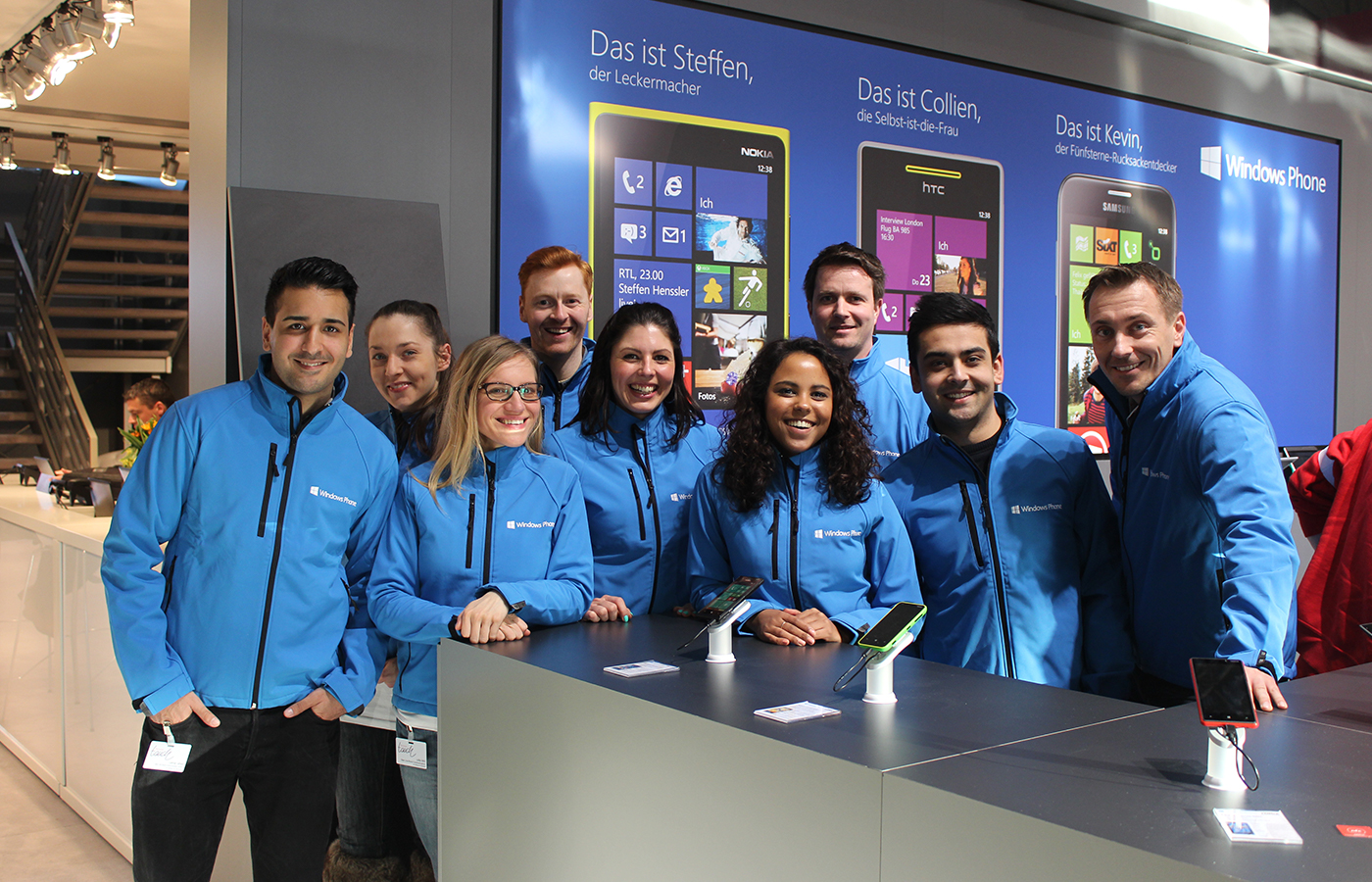 Windows Phone 8 – Cebit Team