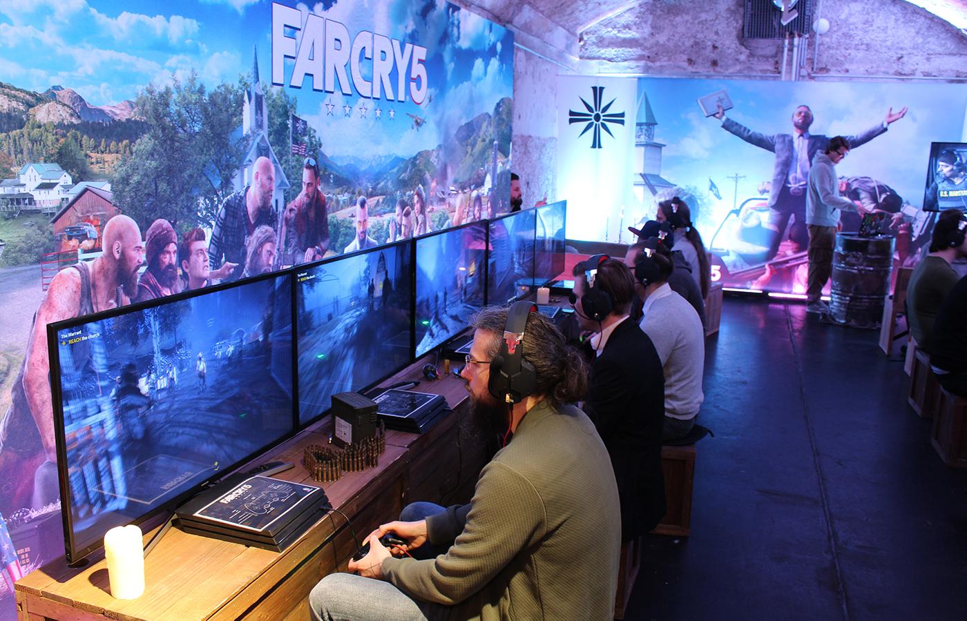 Ubisoft – ACO Discovery 2018