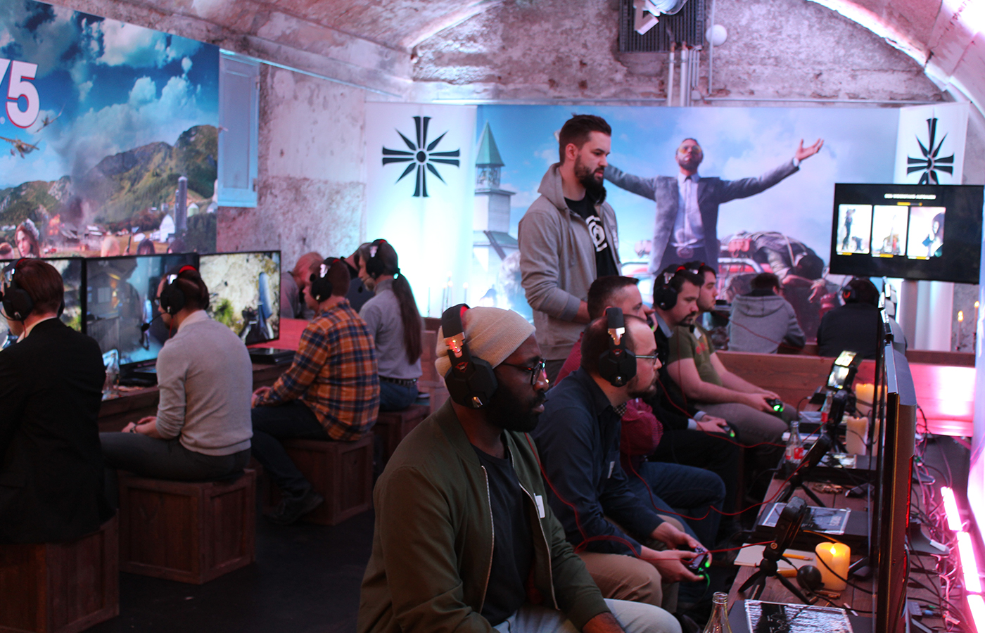 Ubisoft – 2018 Release Event for Far Cry V in Vienna