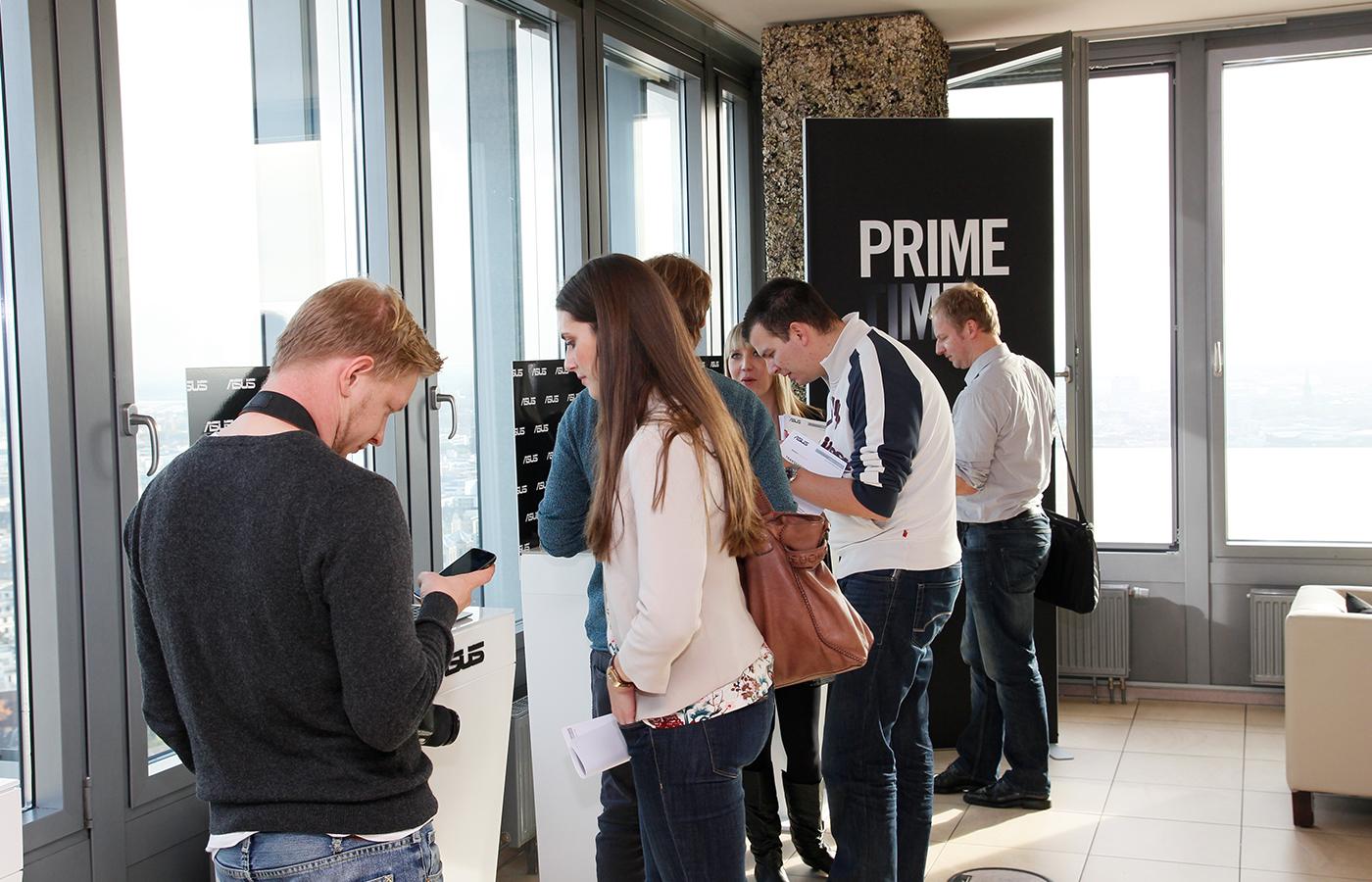 ASUS – Prime Time Köln