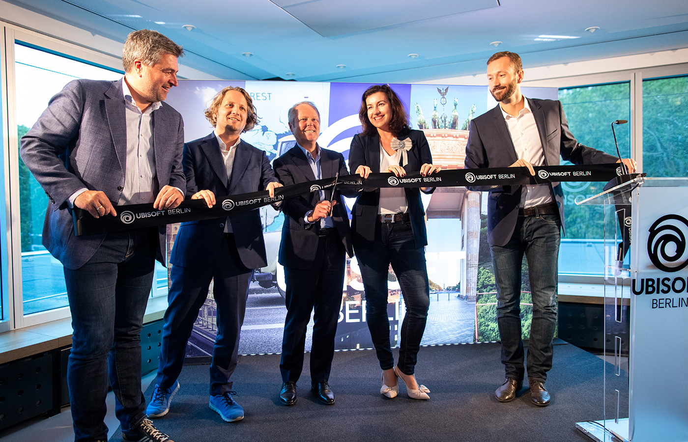 Blue Byte – Grand Opening Berlin