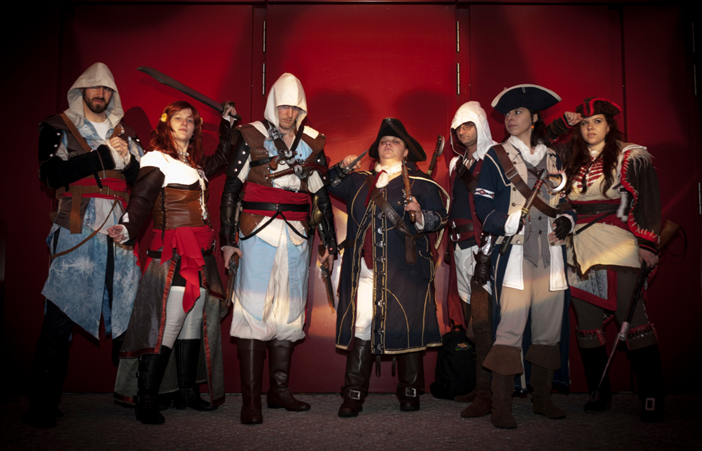 "Ubisoft – ""Assassins Creed 4"" Vernissage 2013"