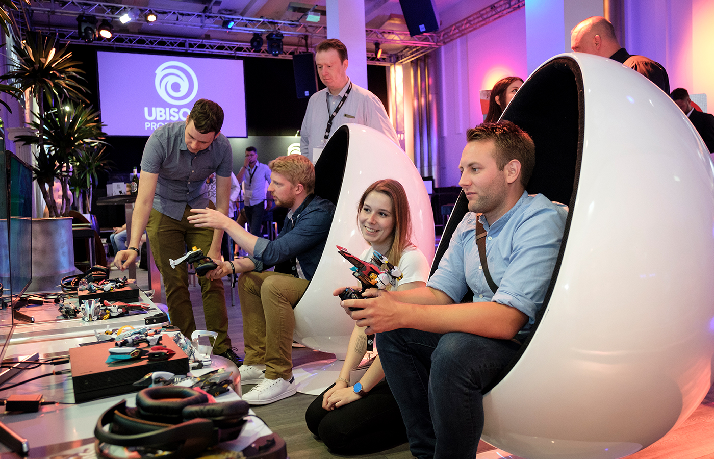 Ubisoft – Product Day 2018