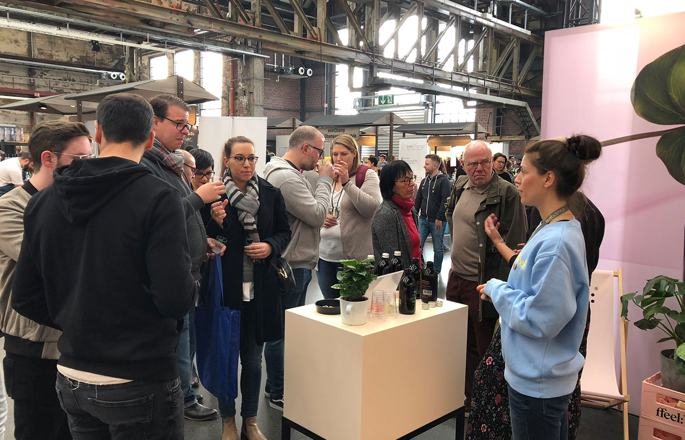 10X Innovation – eat & STYLE Düsseldorf 2018