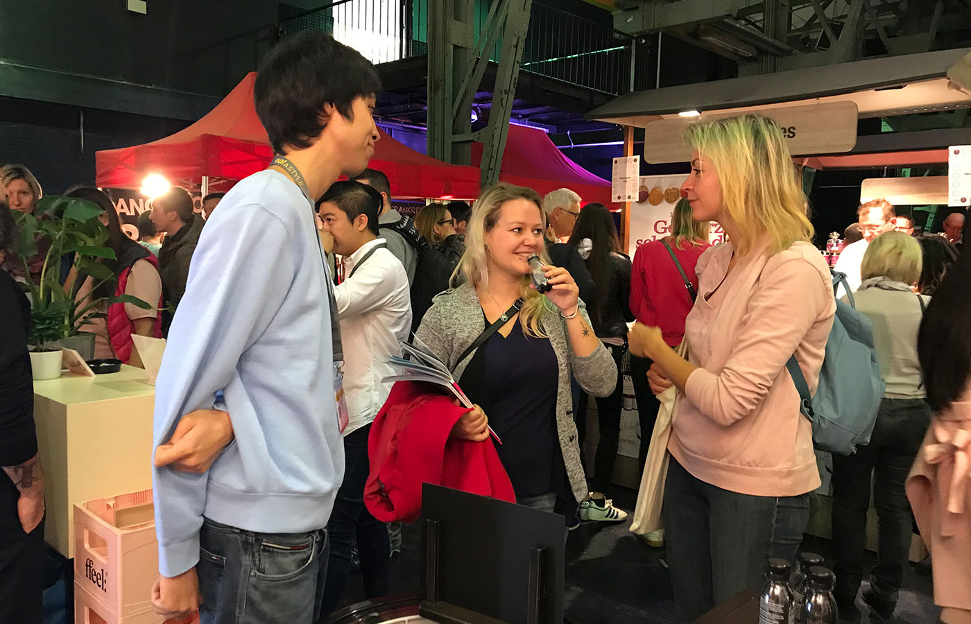 10X Innovation – eat & STYLE Munich 2018