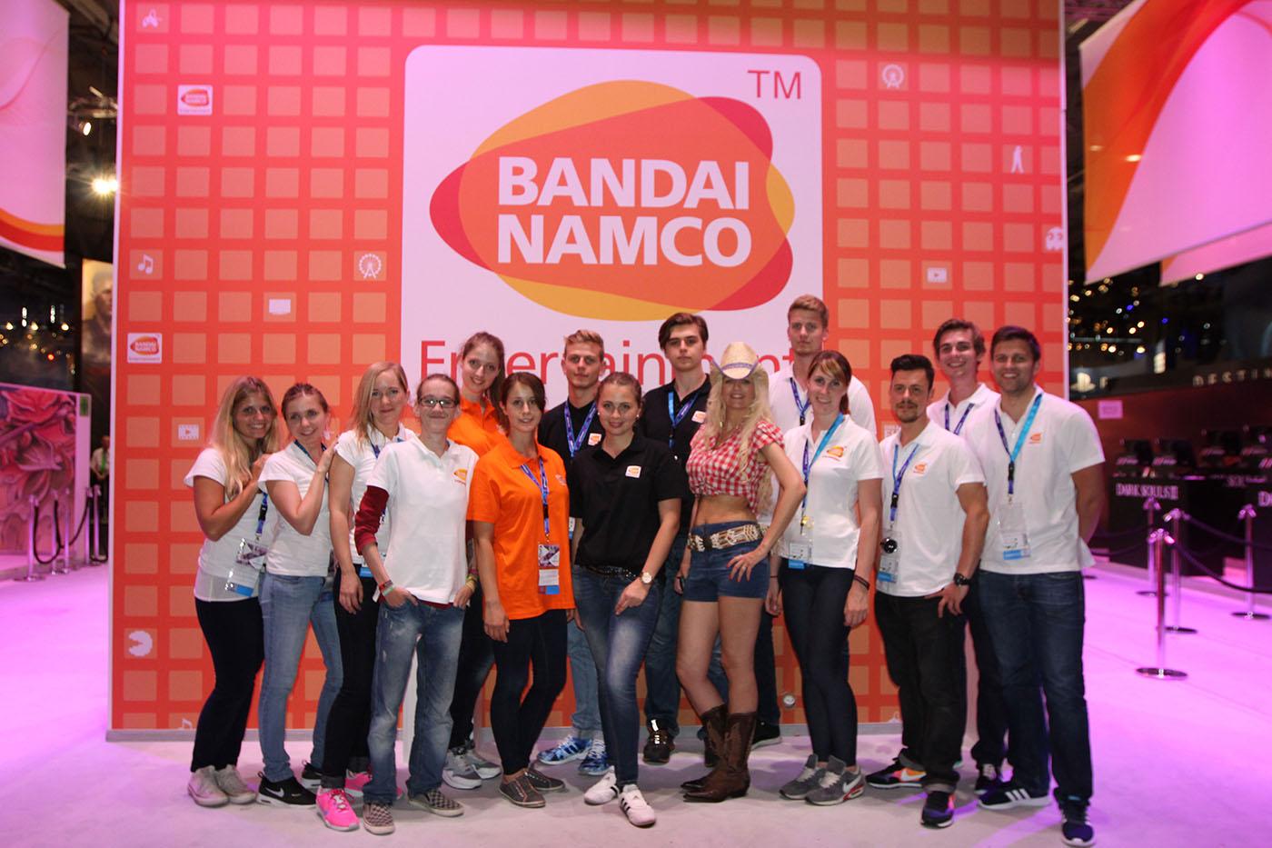 Bandai Namco – Gamescom