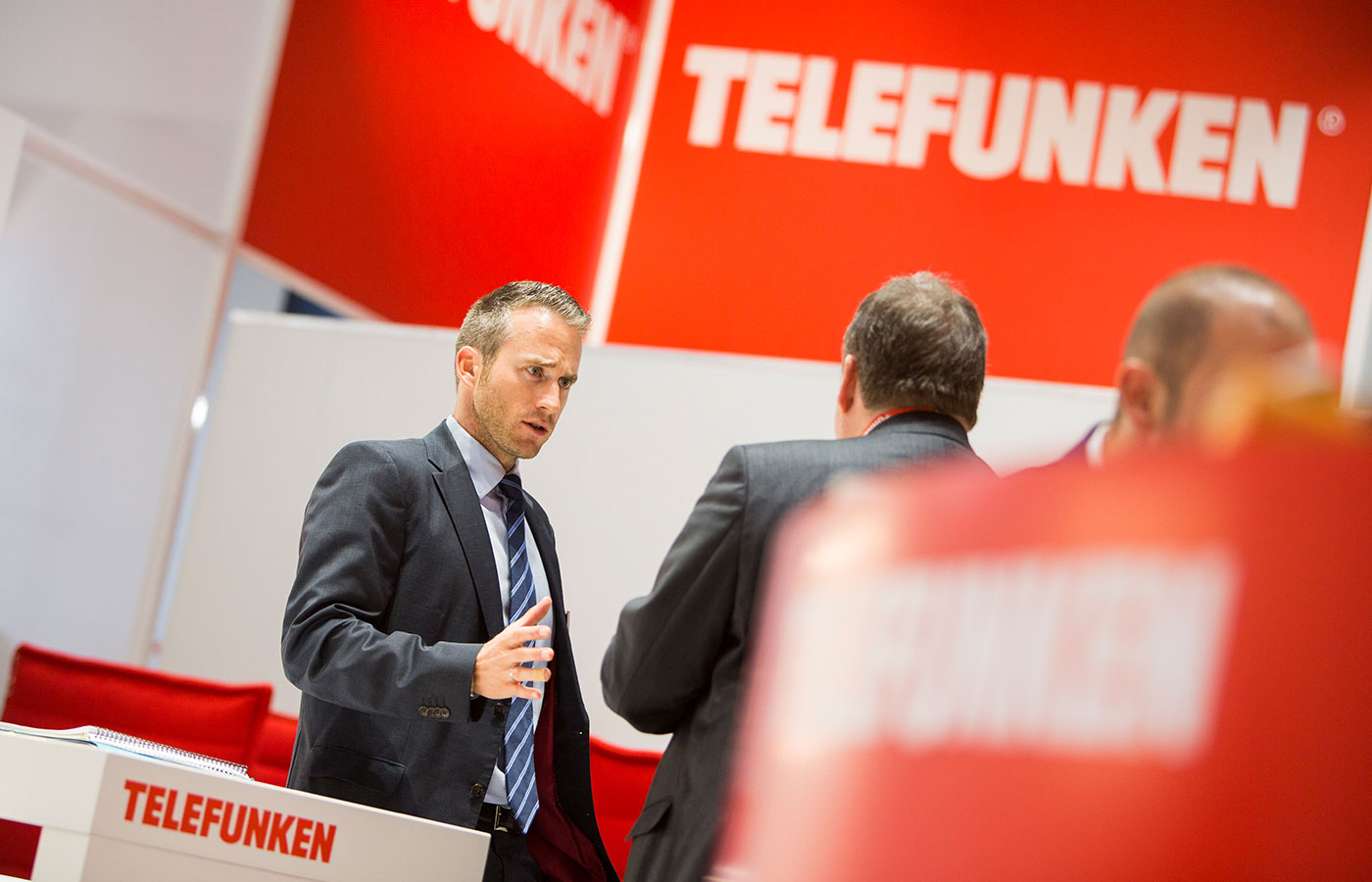 Telefunken – IFA 2015 in Berlin