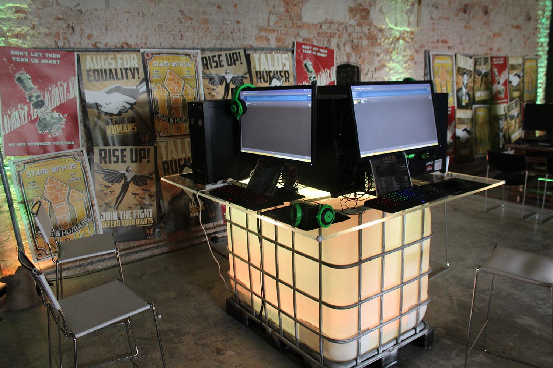 Square Enix – Deus Ex Mankind Divided PR-Event
