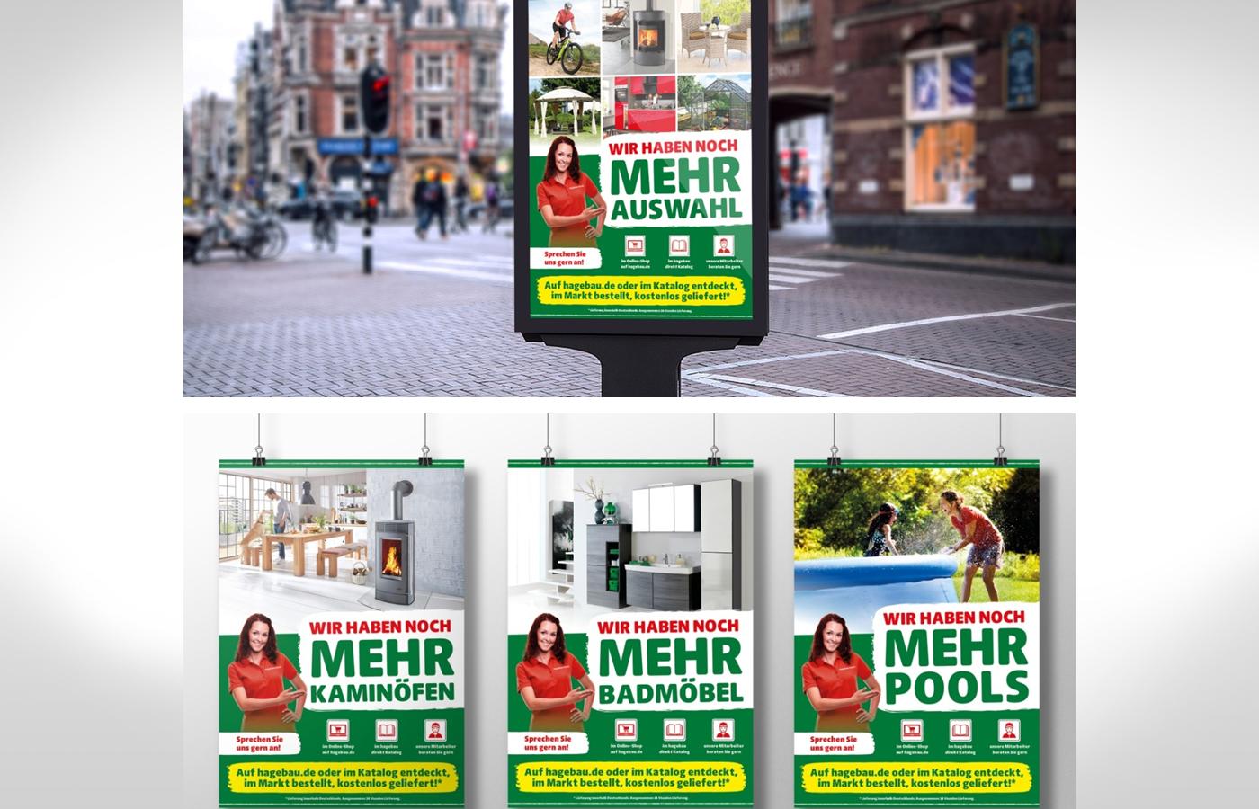 Baumarkt direkt – Optimierung der Werbemittel