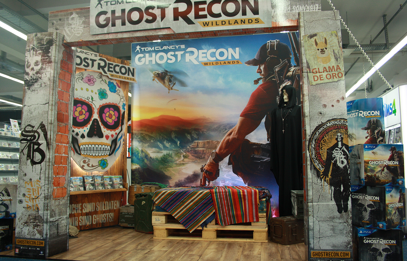 Ubisoft – Ghost Recon Wildlands POS