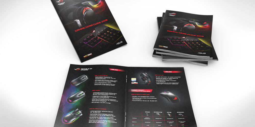 ASUS – ROG Gaming Gear Guide