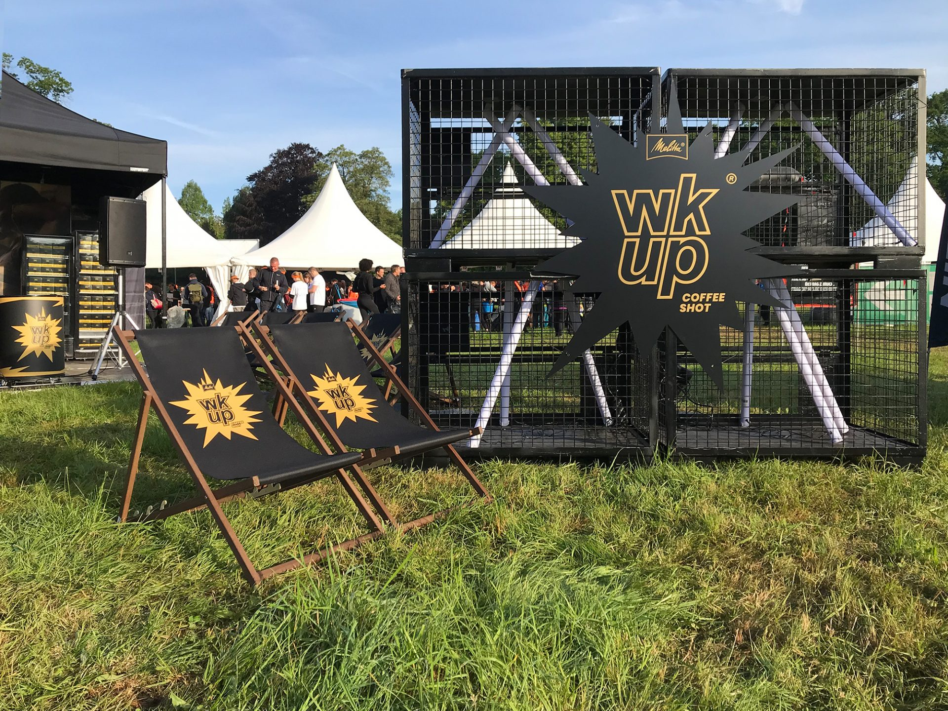 10X Innovation – wkup @ Tough Mudder – 2019