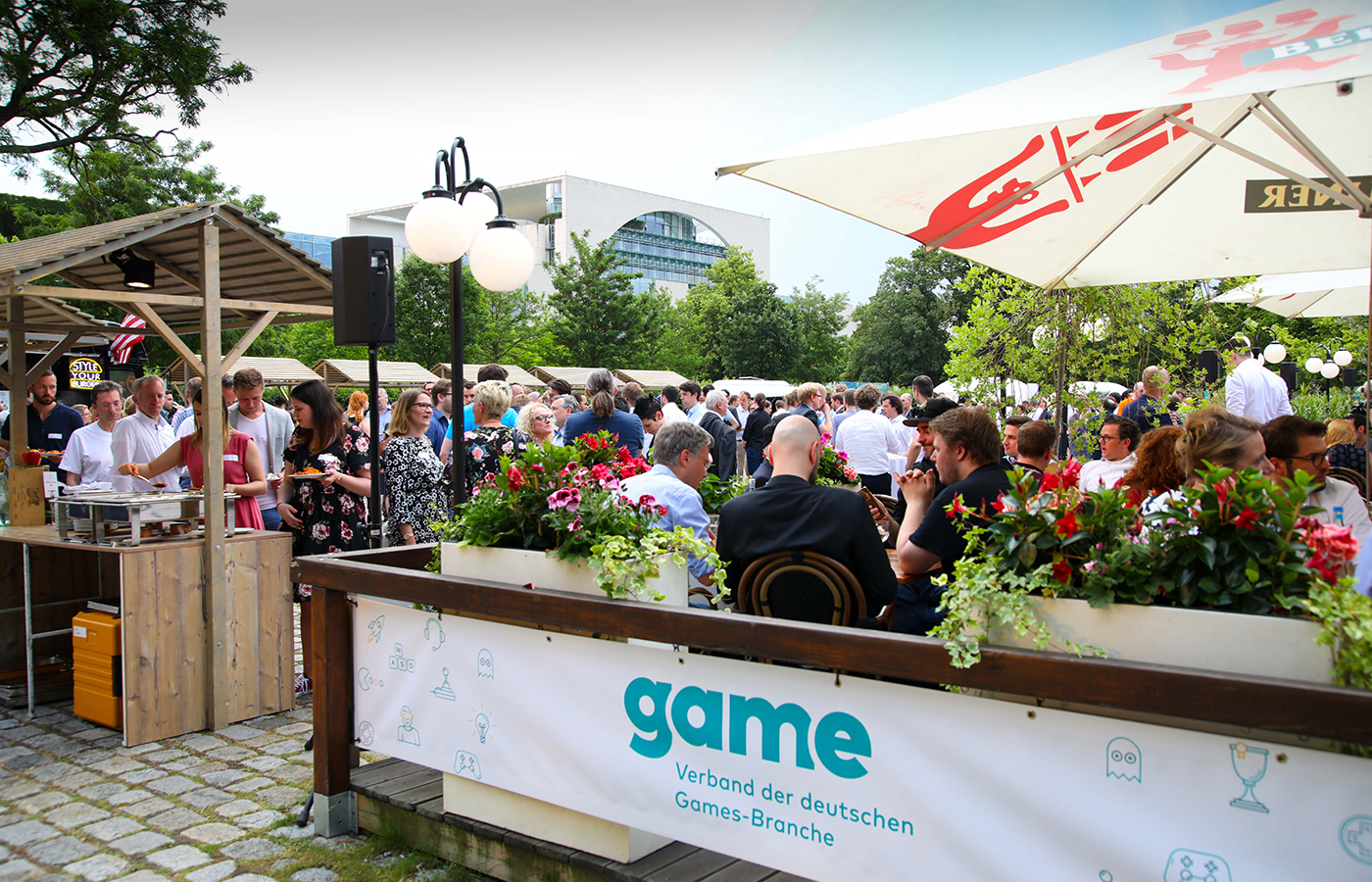 game Sommerfest 2019 – Berlin