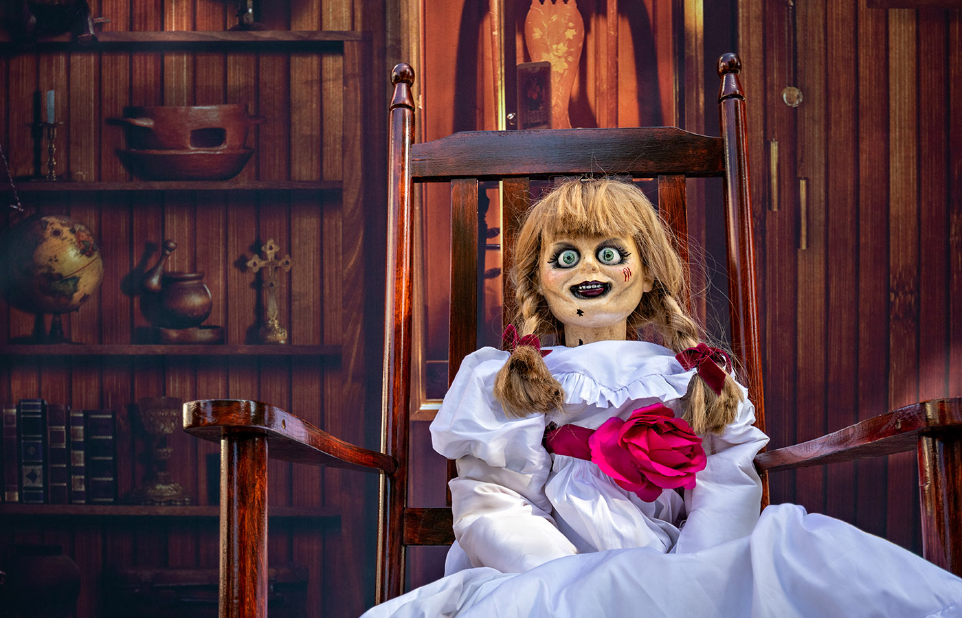 Warner Bros. Entertainment – Annabelle 3 – Germany – 2019
