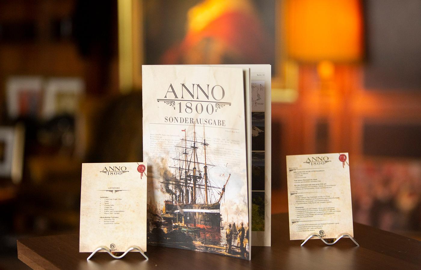 """Ubisoft PR Event """"ANNO 1800"""" – Berlin 2019"""