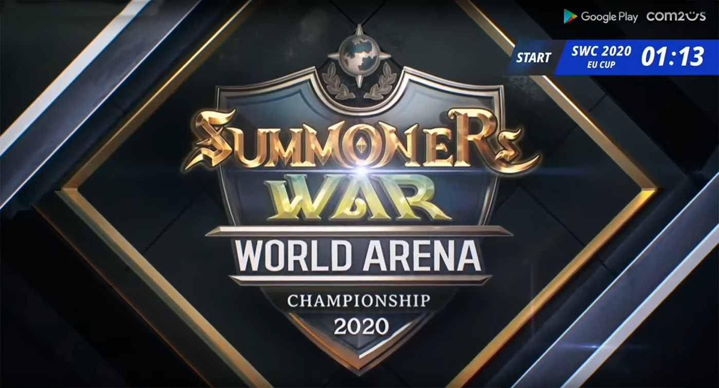 Gamevil Com2uS – Summoners War World Arena Championship 2020