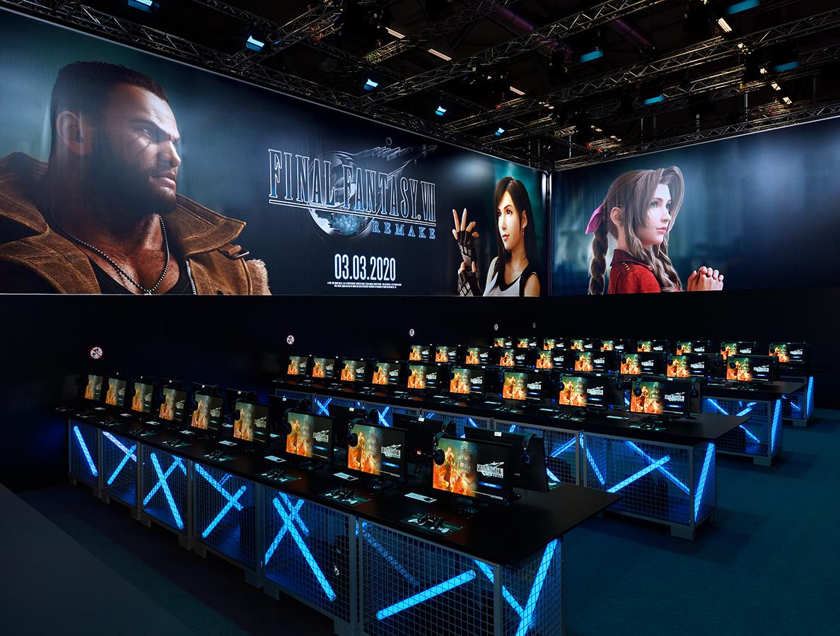 Square Enix | gamescom 2019