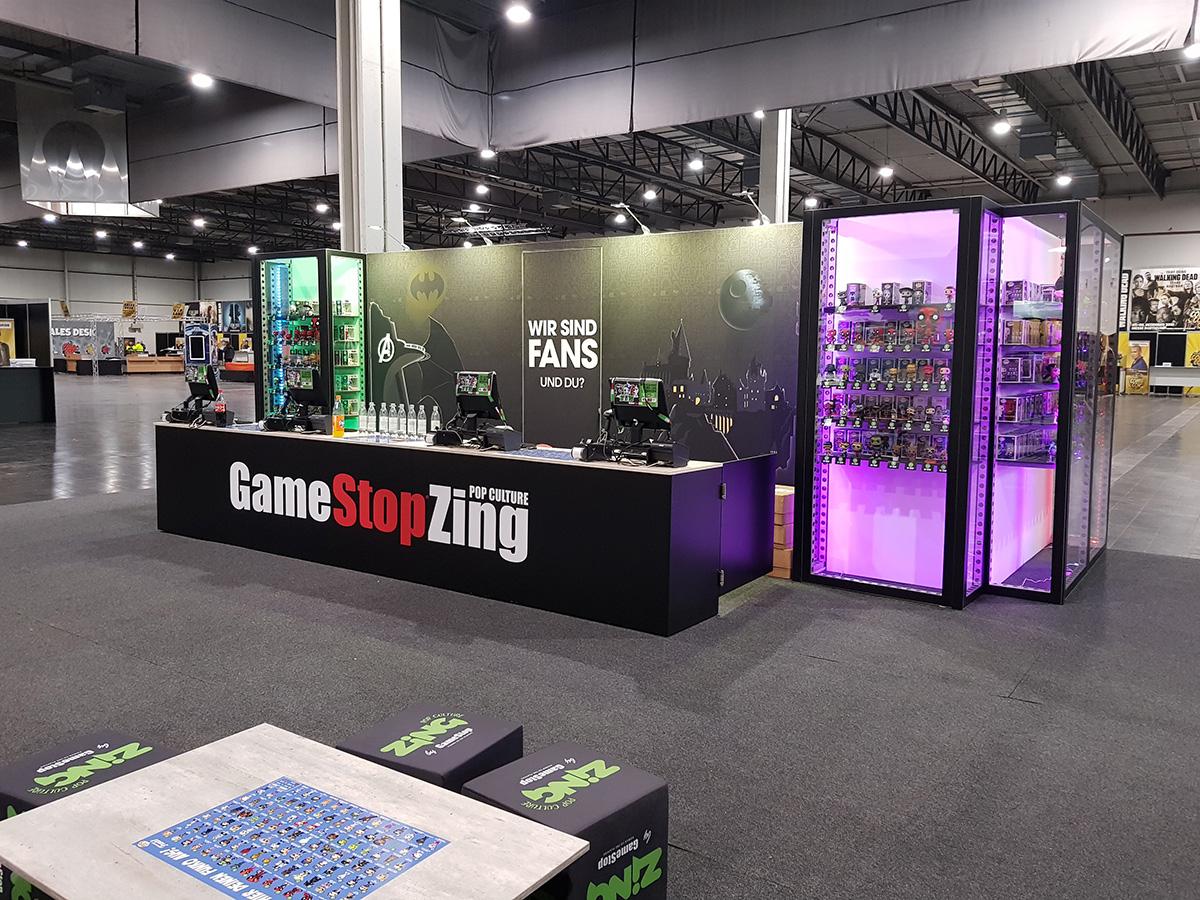 GameStop | Comic Con Dortmund 2019