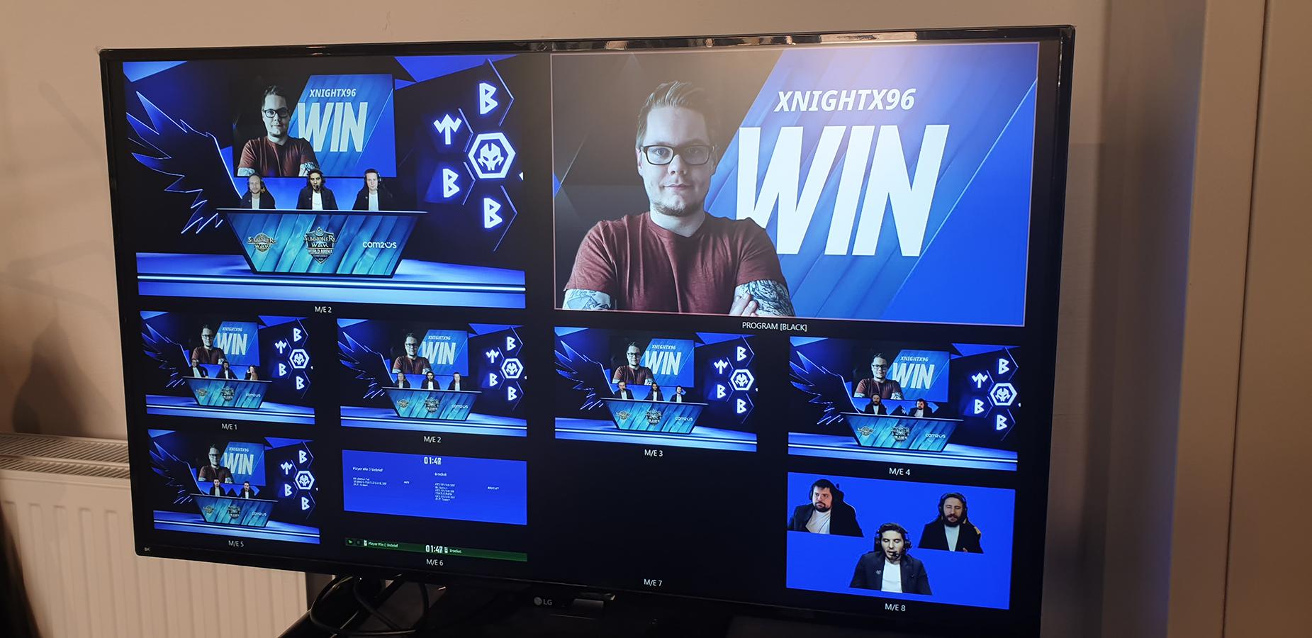 Gamevil Com2uS | Summoners War World Arena Championship 2020 & 2021