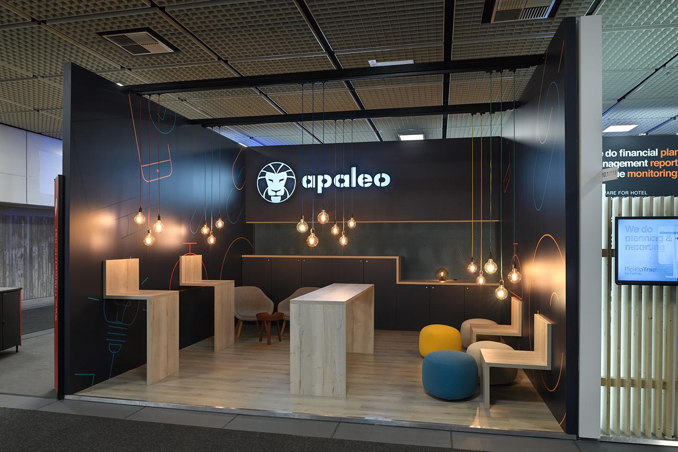 apaleo auf der ITB 2019 Berlin